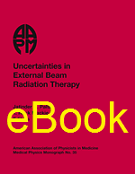 #35 Uncertainties in External Beam Radiation Therapy (AAPM 2011 Summer School)