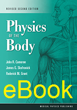 Physics of the Body, Revised Second Edition (eBook)