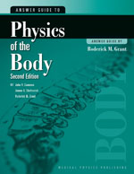 Instructors guide to physics of the body second edition medical instructors guide to physics of the body second edition fandeluxe Gallery