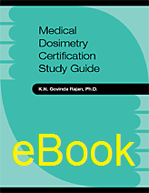 Medical Dosimetry Certification Study Guide