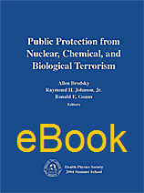 Public Protection From Nuclear, Chemical, and Biological Terrorism, eBook