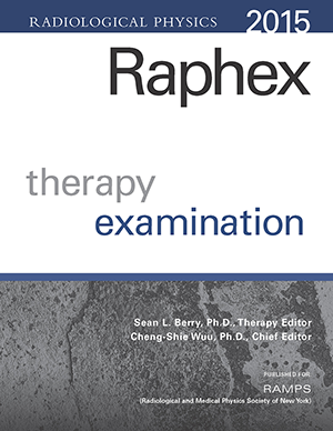 RAPHEX 2015 Therapy Exam and Answers