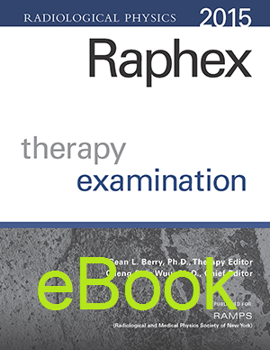 RAPHEX 2015 Therapy Exam and Answers, eBook