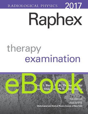 RAPHEX 2017 Therapy Exam and Answers,  eBook