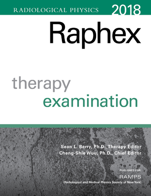RAPHEX 2018 Therapy Exam and Answers